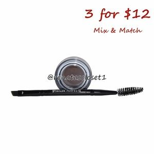 Salon Perfect Done in One Brow Pomade 2pc Kit NIP